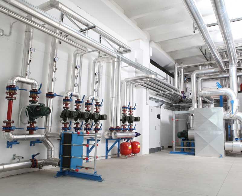 Equilibrage hydraulique du réseau de chauffage